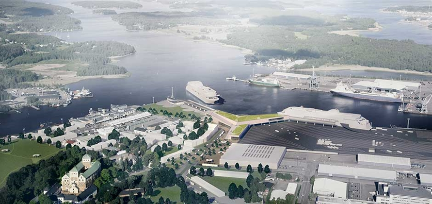 New ferry terminal to open in Turku in 2025